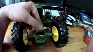getlinkyoutube.com-RC Tractor Project Conversion Overview 1#