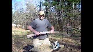 getlinkyoutube.com-HOMEMADE DOUBLE BARREL BLACK PIPE SHOTGUN