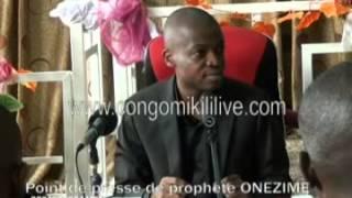 getlinkyoutube.com-Exclusivité: prophete ONEZIME face à la presse dans l'affaire qui l'oppose à l'eveque MUKUNA