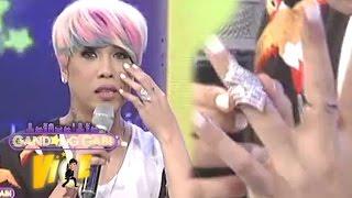 getlinkyoutube.com-Vice asks Claudine's ring