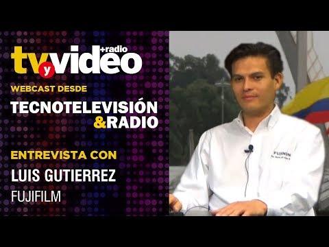 采访:LuisGutiérrezdeFujifilm