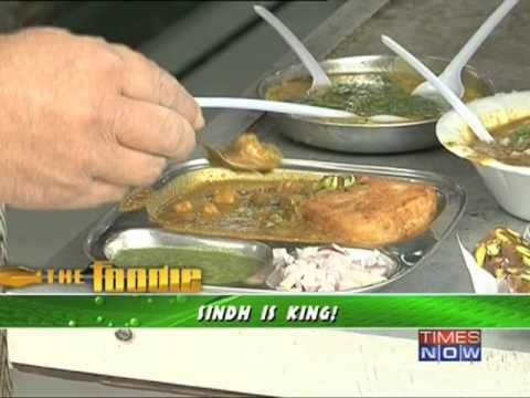 The Foodie -  Sindh is King! - Part 1