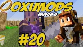getlinkyoutube.com-[Minecraft] OxiMods S8 Ep.20 - ARMURE DE OUF !!