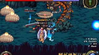アラド戦記 悲鳴の洞窟K ~アガンゾのチートステータス~