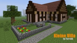 getlinkyoutube.com-Minecraft - Kleine Villa [Tutorial]