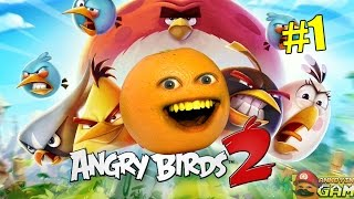 getlinkyoutube.com-Annoying Orange Plays - Angry Birds 2 #1