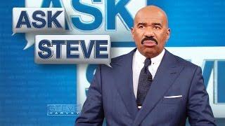 Ask Steve: My dad is psychic! || STEVE HARVEY