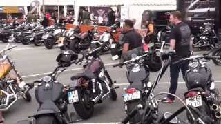 getlinkyoutube.com-Harley Days 2015 in Hamburg