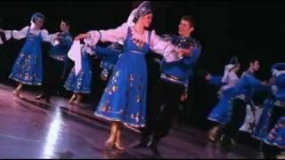 getlinkyoutube.com-Kalinka - Russian Folk Dance. Alexandrov Red Army Choir. Ruso Danza . Russe Danse Folklorique
