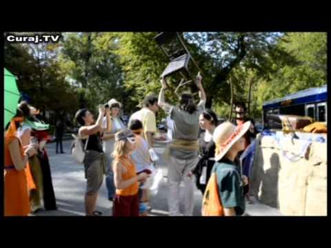 Carnavalul verii la la Chișinău