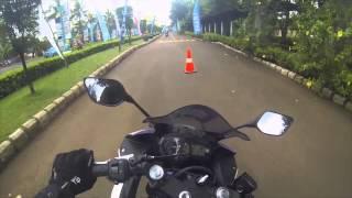 getlinkyoutube.com-Yamaha R25 Test Ride Indonesia
