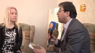 getlinkyoutube.com-Une interview exclusive sur Berbère TV Stina la Finlandaise.