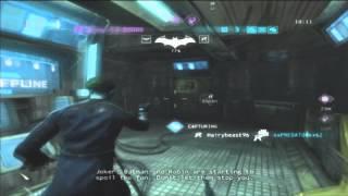 getlinkyoutube.com-Batman Arkham Origins Online: The Clown Prince of Crime has arrived!