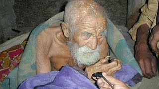 getlinkyoutube.com-179 Year Old Man Found In India- Mahashta Mûrasi