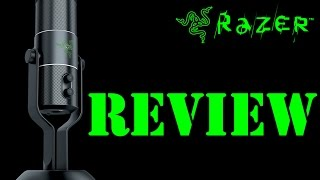 Review - Microphone Razer Seiren