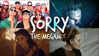 getlinkyoutube.com-Adele • Justin Bieber • Ariana Grande • T. Swift • Lady Gaga • The Weeknd & More – Megamix (T10MO)
