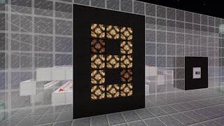 getlinkyoutube.com-Minecraft PE版対応 デジタル表示盤