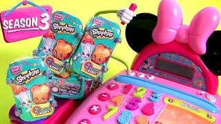 getlinkyoutube.com-Minnie's Bowtique Cash Register Toy from Disney Minnie Mouse Bow-Toons & Mickey Mouse Clubhouse
