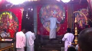 getlinkyoutube.com-Evening Puja Ritual @ Hindu Temple, Kataragama, Sri Lanka - Part 2