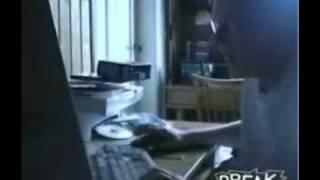 getlinkyoutube.com-Leopold gra w WWE Raw 2008