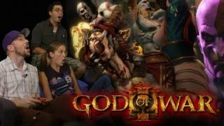 God of War 3 is AWESOME!