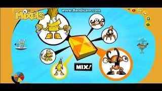 Mixels Website - Part 11 - Mixing - Part 1 - Electroids - Part 1 - Flexers