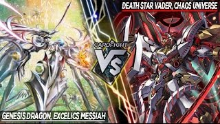 getlinkyoutube.com-Cardfight!! Vanguard | Excelics Messiah VS Chaos Universe | HD