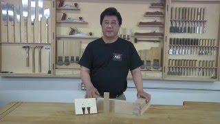 getlinkyoutube.com-How to Make a Blind Dovetail Jig