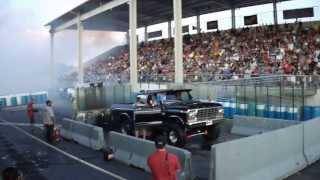 getlinkyoutube.com-79 F250 burnout Carlisle All Truck Nationals 2013