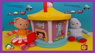 getlinkyoutube.com-In The Night Garden Toys. NEW. Musical Carousel with Igglepiggle, Upsy Daisy, Makka Pakka and more.