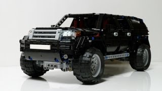 LEGO Technic SUV Mk2