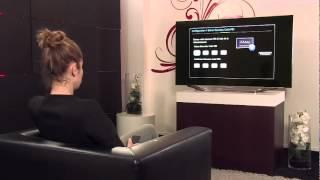 getlinkyoutube.com-Tutoriel Samsung Smart TV 2012 : comment configurer son écran - Cobrason
