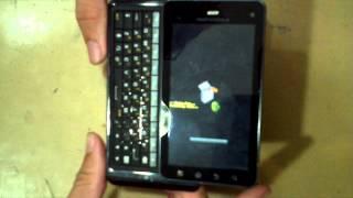 HARD RESET XT860 MILESTONE DROID 3 Motoblur