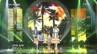 "getlinkyoutube.com-[LIVE] 140613 Wonwoo on stage with Raina & San E ""한여름밤의 꿀"" Music Bank"
