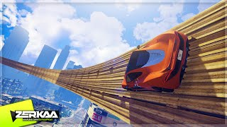 getlinkyoutube.com-WOODEN WALLRIDE (GTA 5 Funny Moments)