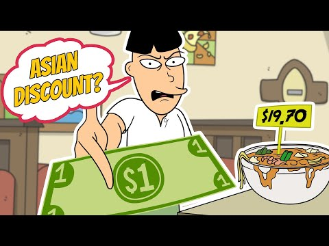 Asian Restaurant Discount Prank