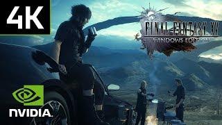Final Fantasy XV - 4K PC Játékmenet
