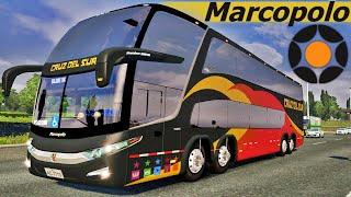 getlinkyoutube.com-Ônibus Dois Andares - Euro Truck Simulator 2