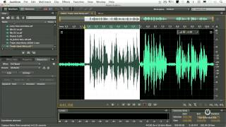 getlinkyoutube.com-Adobe Audition CS6 - How to Remove Noise from a Clip