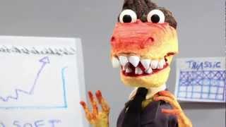 getlinkyoutube.com-Dinosaur Office: New Boss (Part 1)
