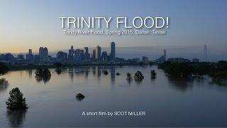 getlinkyoutube.com-TRINITY FLOOD! Trinity River Flood, Spring 2015, Dallas, Texas