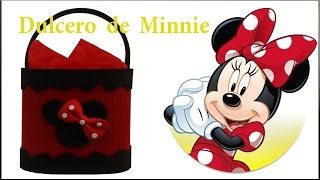getlinkyoutube.com-DULCERO DE MINNIE MOUSE