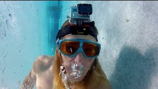 getlinkyoutube.com-GoPro Floaty Backdoor On GoPro Head Strap Mount - GoPro Tip #198