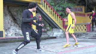 Jeet Kune Do Movie - The Art of Invincibility fight scene width=