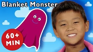 getlinkyoutube.com-M Is for Monster | Blanket Monster and More | Baby Songs from Mother Goose Club!