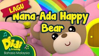 getlinkyoutube.com-Lagu Kanak Kanak | Nana Ada Happy Bear | Didi & Friends