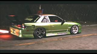 getlinkyoutube.com-Street Drifting Japan-  Roots to the world