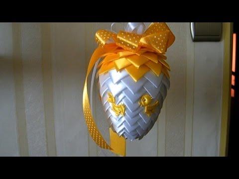 Jak zrobić śliczne jajka wielkanocne / How to make beautiful Easter eggs