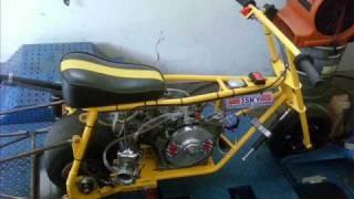 getlinkyoutube.com-Dyno Testing JD's Minibike