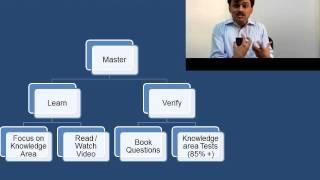 PMP Study Plan | IZenBridge